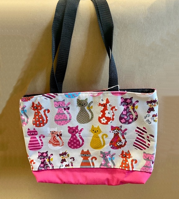 Large Multi Cat Bag