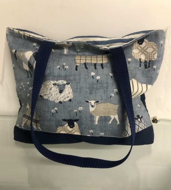 Large Sheep Bag